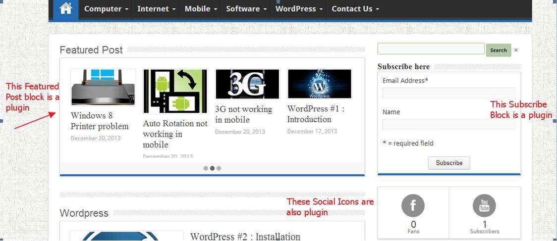 Wordpress-Plugins-on-the-website