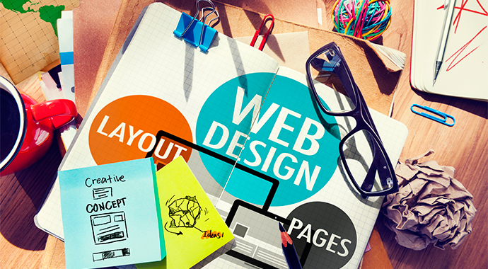 website-content-design-and-layout
