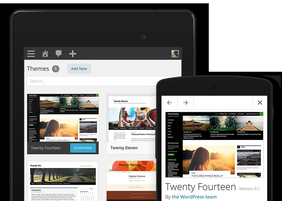 wordpress-mobile-website