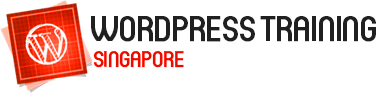 WordPress Training | Wordpress Course Singapore Expert